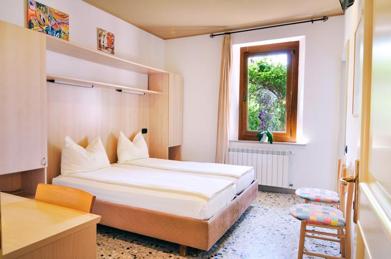 Doppelzimmer mit Gartenblick nr. 1