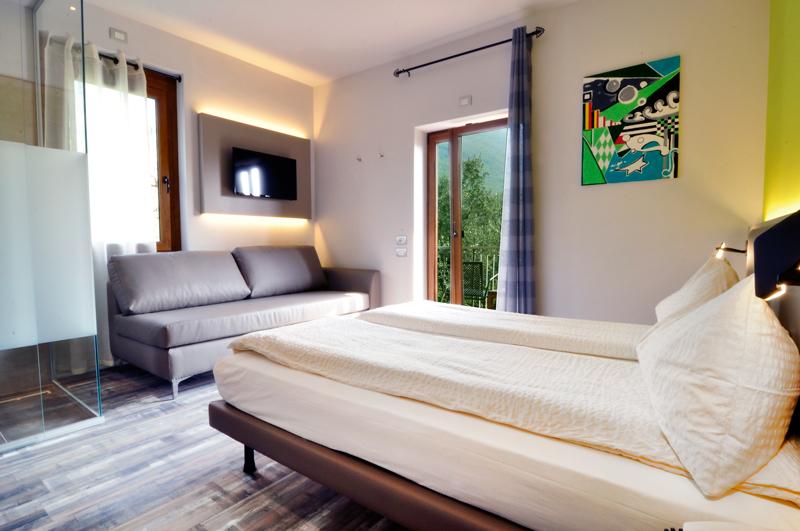 Doppel/Dreibettzimmer mit Seeblick nr. 3